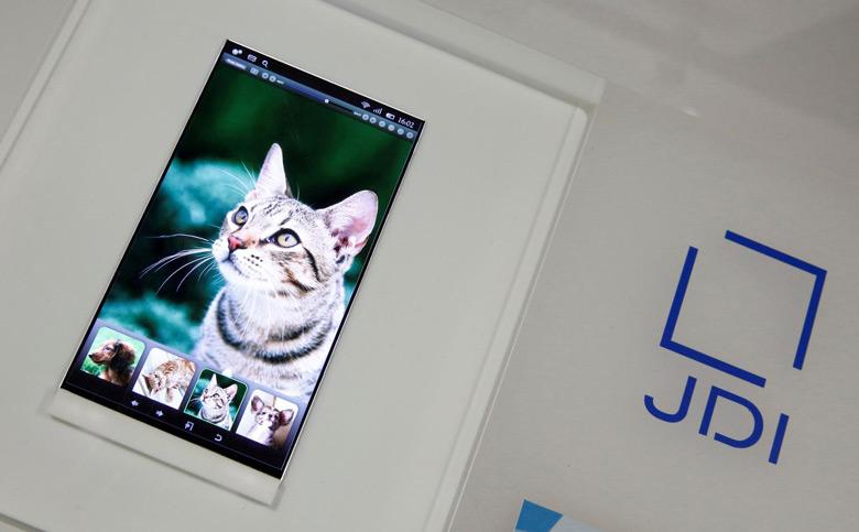 Japan Display пока не удалось найти партнера, способного профинансировать переход на выпуск панелей OLED