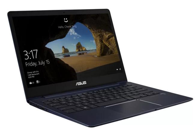 Asus выпустила самый тонкий ноутбук с дискретной видеокартой