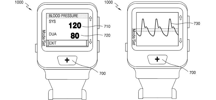 Samsung может выпустить умные часы, умеющие определять кровяное давление