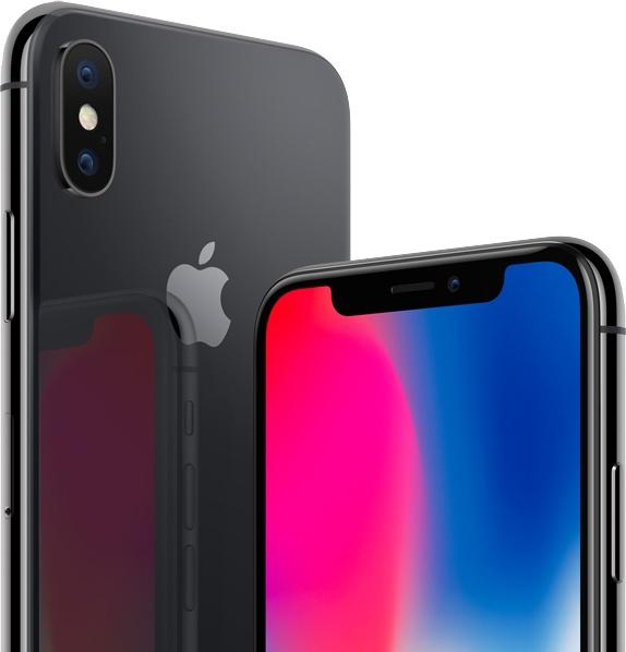 В новых iPhone верхняя «бровь» станет меньше