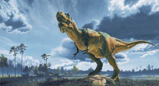 На территории Красного моря когда-то жили динозавры
