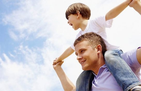 Одинокие отцы рискуют преждевременно умереть