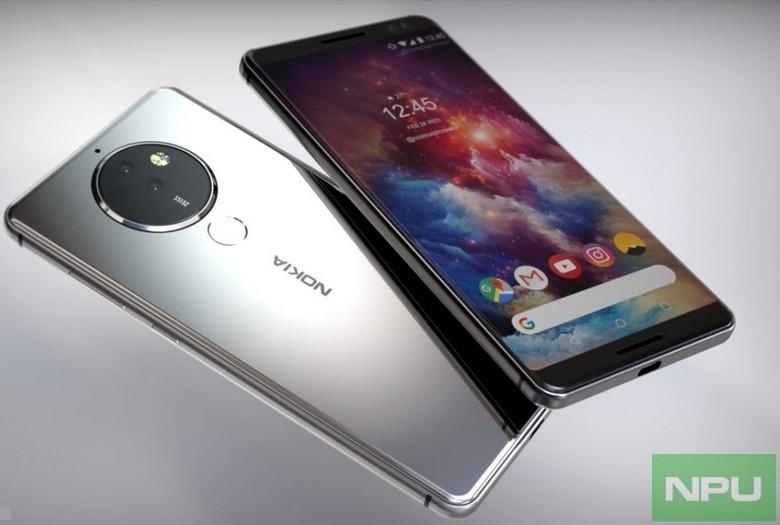 Nokia 8 Pro получит уникальную камеру и SoC Snapdragon 845