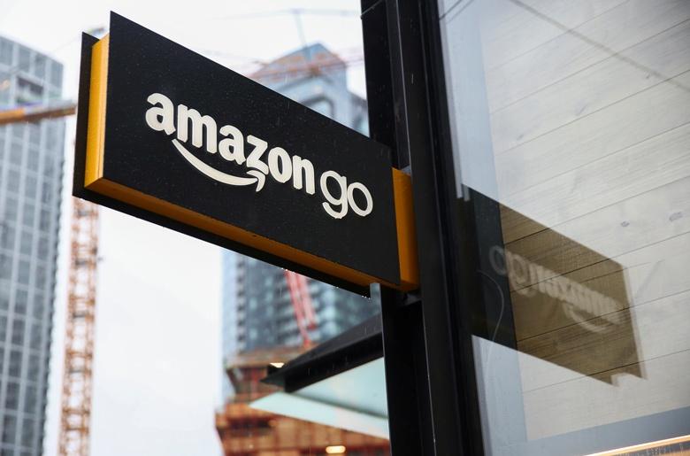 Магазин Amazon Go позиционируется как торговая точка будущего