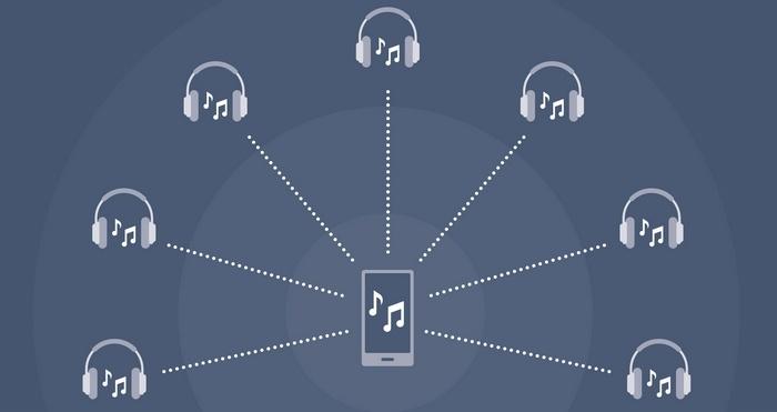 SoC Snapdragon 845 поддерживает потоковую трансляцию музыки на несколько устройств Bluetooth одновременно