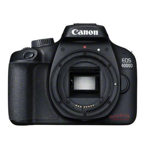 Анонс камеры Canon EOS 4000D ожидается в ближайшие дни - 1