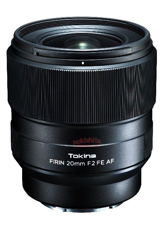 Полнокадровый объектив Tokina Firin 20mm F2 FE AE предназначен для камер с креплением Sony E
