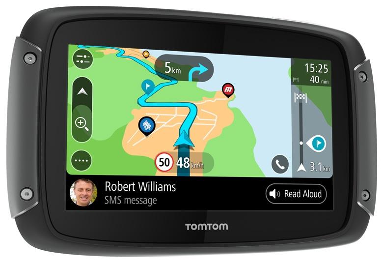 В Европе продажи TomTom Rider 550 начнутся в апреле по цене 399 евро