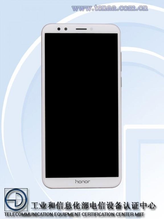 Смартфон Huawei Honor 7C оснащен сдвоенной камерой на модулях разрешением 13 и 20 Мп