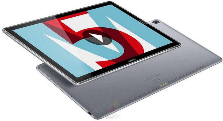 Фотогалерея дня: официальные изображения планшета Huawei MediaPad M5