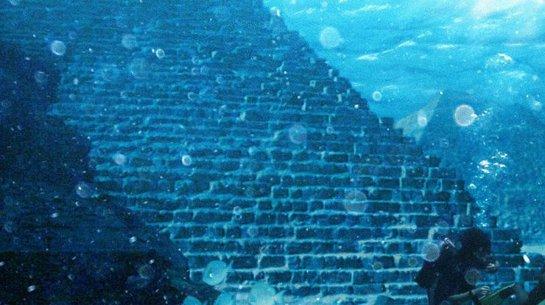 На дне Тихого океана есть пирамида