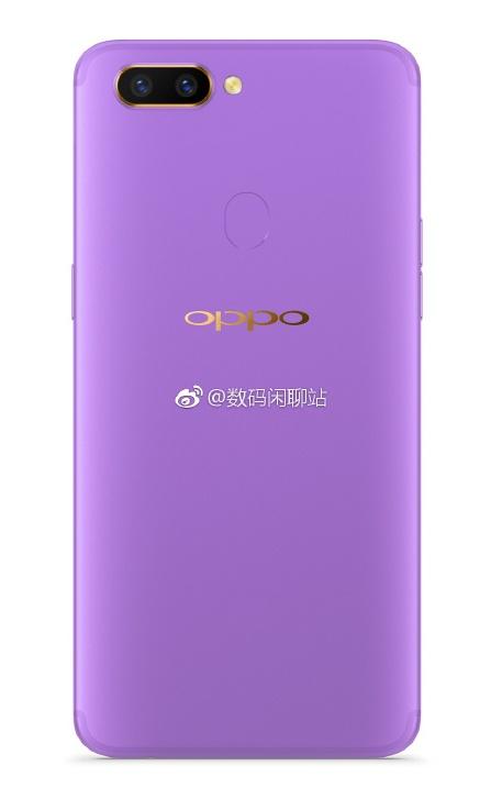 Смартфон Oppo R15 с поддержкой 20-ваттной зарядки тоже похож на iPhone X