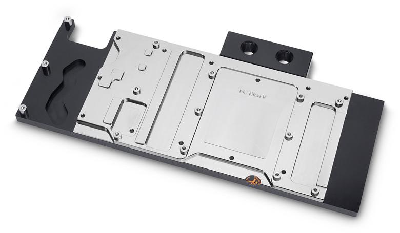 Водоблок EK-FC Titan V выпускается в двух вариантах