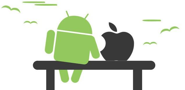 iOS и Android занимают уже 99,9% рынка мобильных ОС