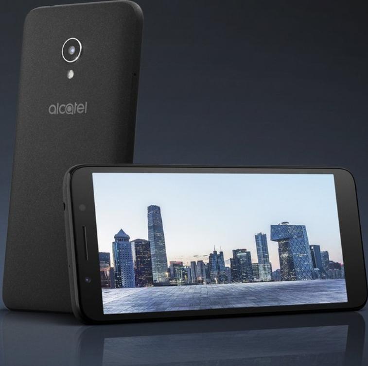 Опубликованы официальные изображения смартфонов Alcatel 1X, Alcatel 3 и Alcatel 3X