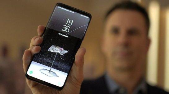 Samsung Galaxy S9 фокусируется на новой камере