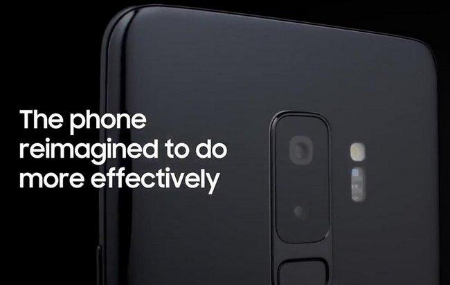 Видео дня: официальная презентация Samsung Galaxy S9 утекла в Сеть до анонса - 1