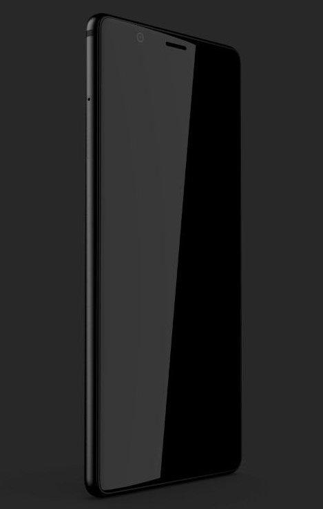 Опубликовано изображение смартфона BlackBerry Ghost