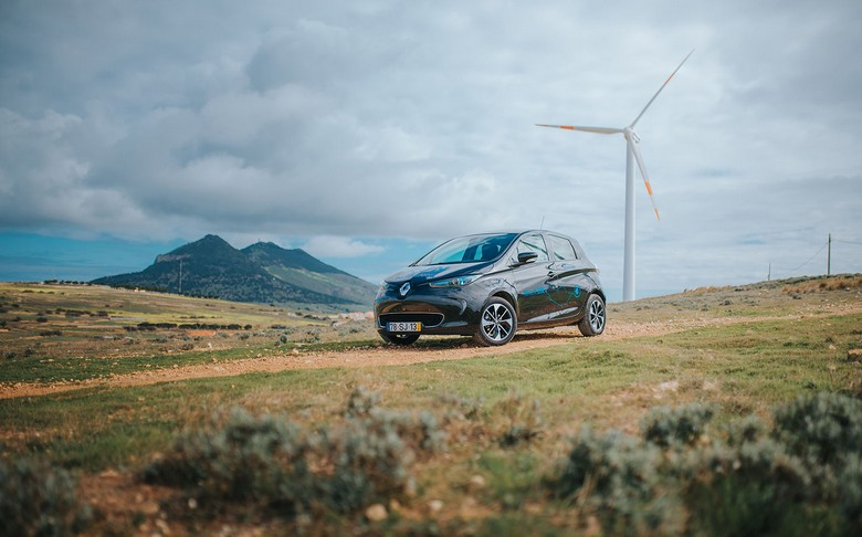 Renault построила умный остров