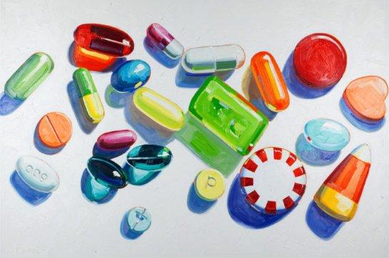 Ученые считают, что в антидепрессантах нуждаются люди всего мира