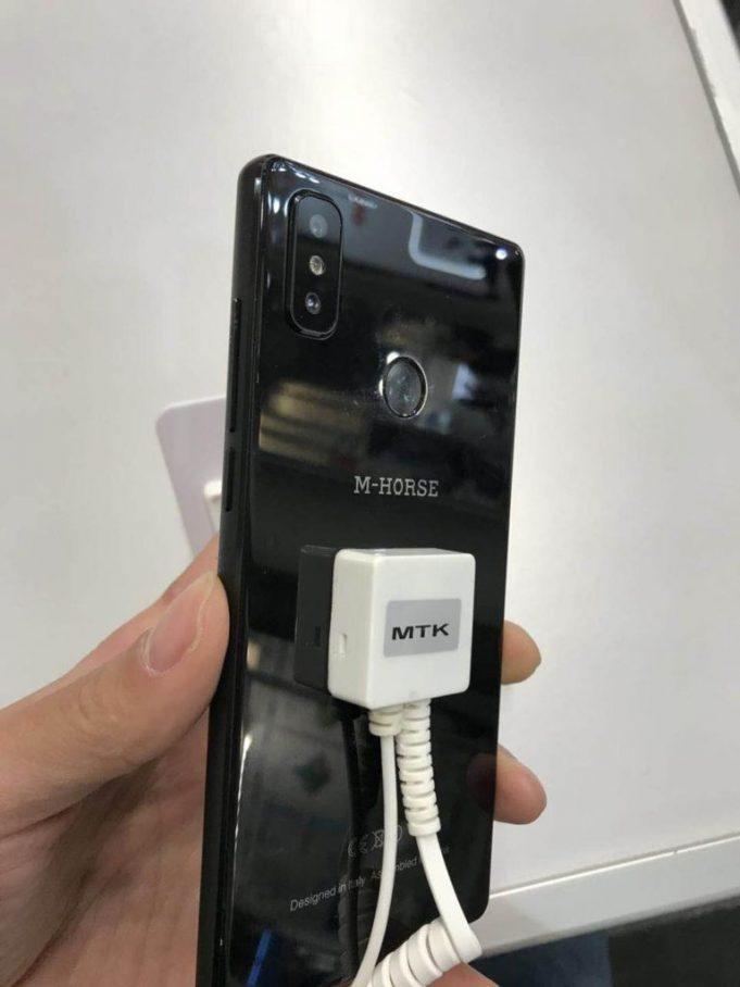 M-Horse Pure 3 называют самым доступным смартфоном с SoC Helio P23