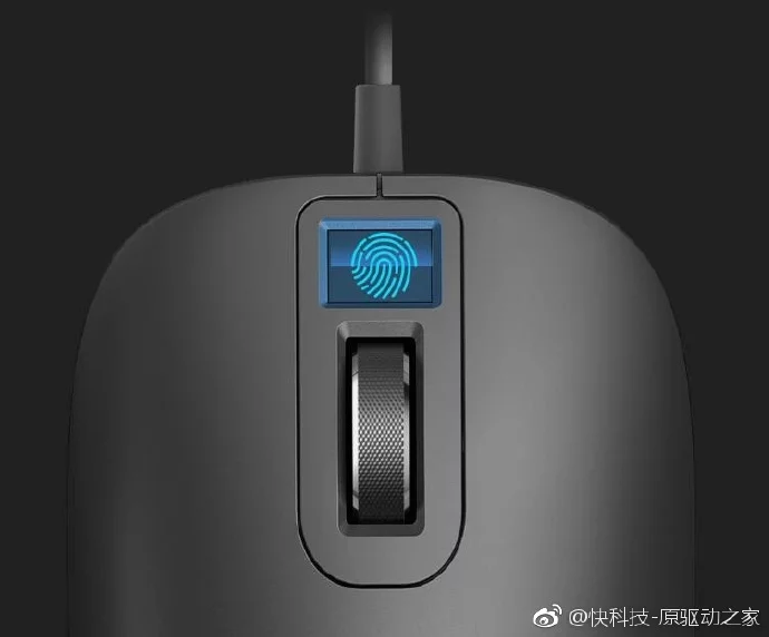 Мышь Xiaomi со сканером отпечатков пальцев предлагается за $30