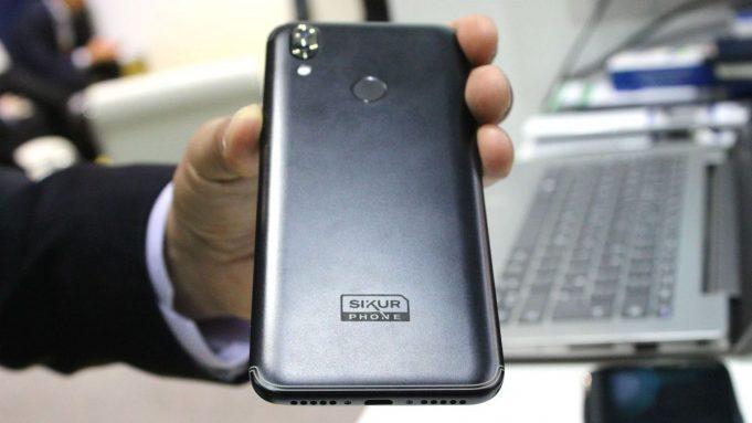 Смартфон SikurPhone стоимостью $799 может выполнять роль кошелька для криптовалют