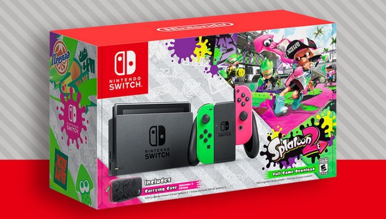 Nintendo пока не будет улучшать аппаратную часть Switch