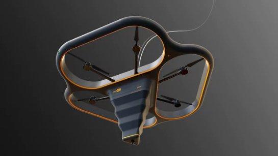 DediBot производит трехмерные модели летальных аппаратов