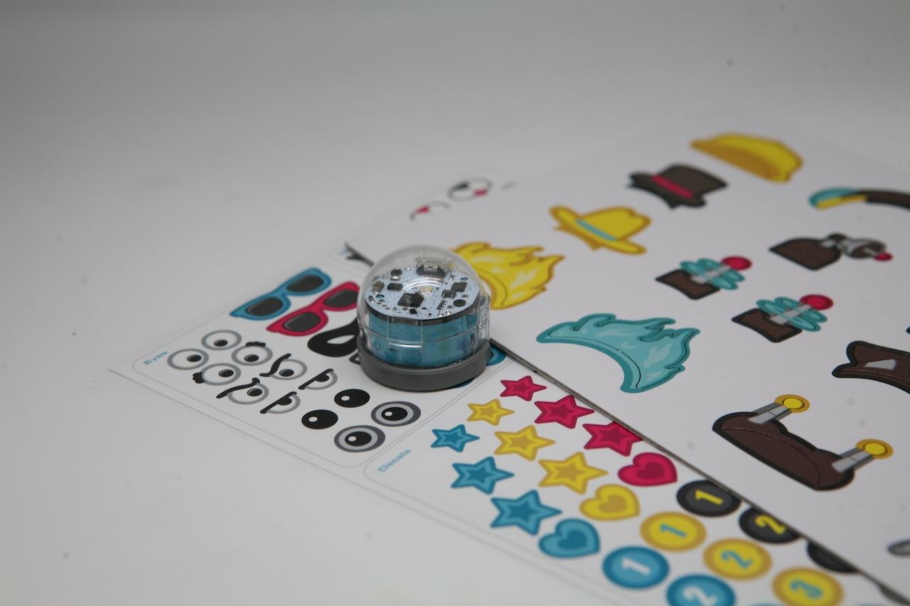 Ozobot — миниатюрный программируемый робот для игр и обучения, который ходит по нарисованным линиям - 34