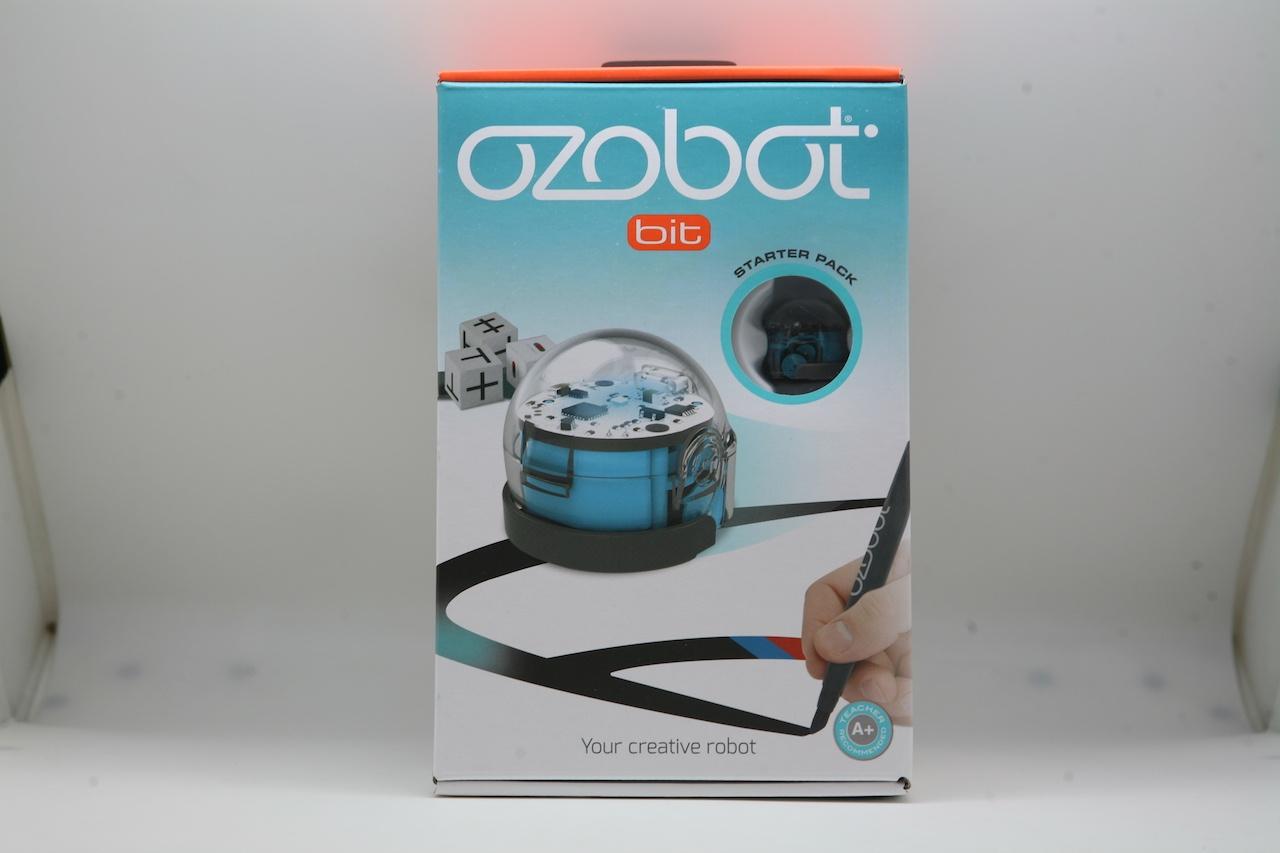 Ozobot — миниатюрный программируемый робот для игр и обучения, который ходит по нарисованным линиям - 4