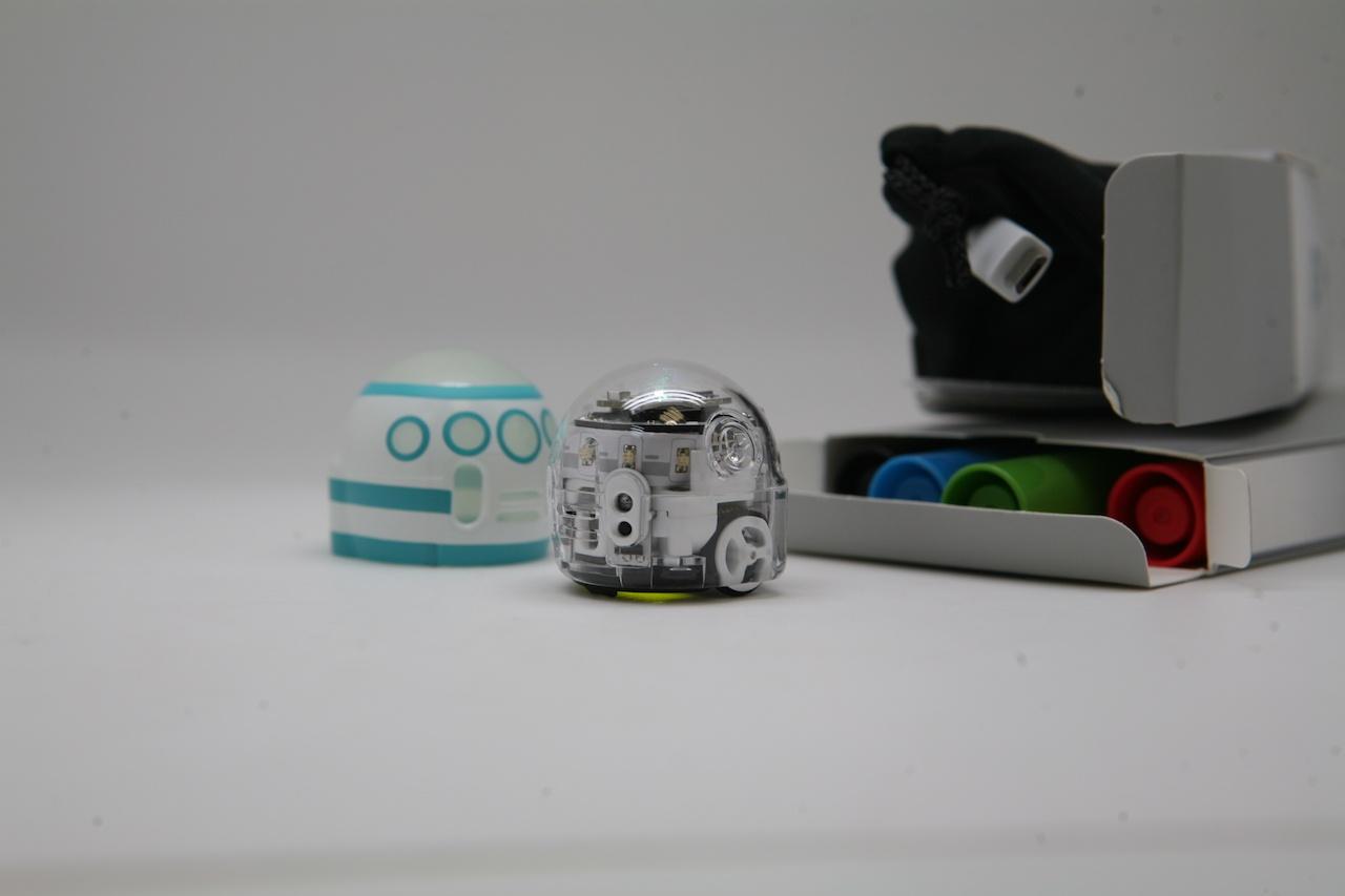 Ozobot — миниатюрный программируемый робот для игр и обучения, который ходит по нарисованным линиям - 40