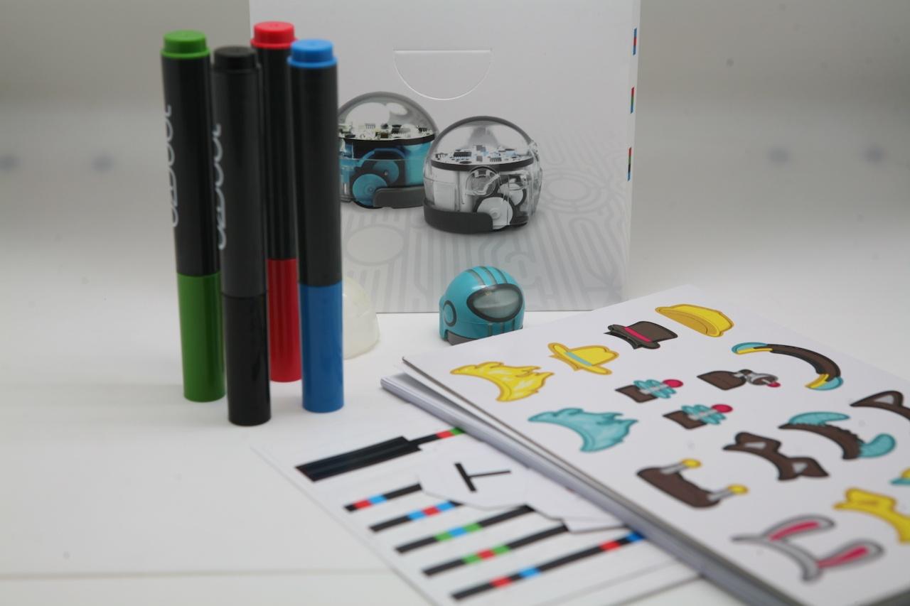 Ozobot — миниатюрный программируемый робот для игр и обучения, который ходит по нарисованным линиям - 5
