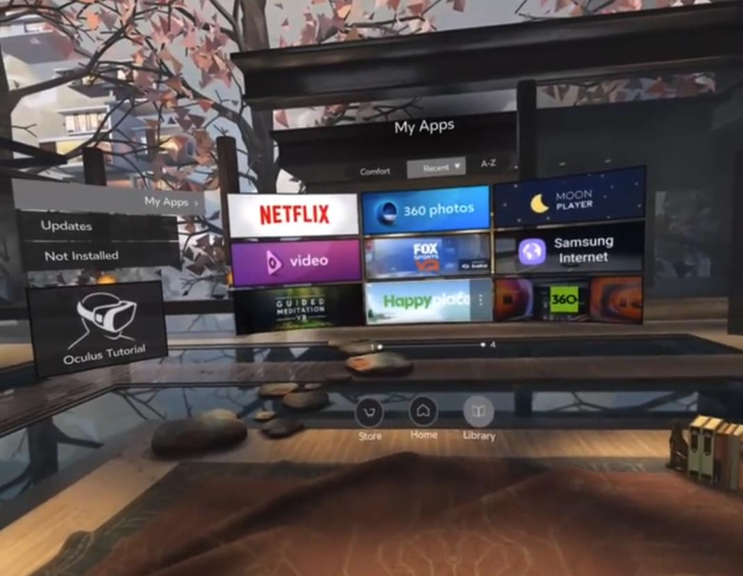 Samsung Gear VR: впечатления после месяца использования - 2