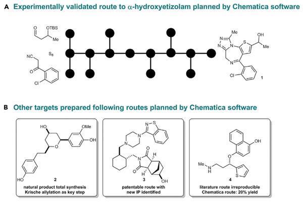 Химики проверяют ретросинтетические пути, полностью предсказанные алгоритмами ИИ - 2