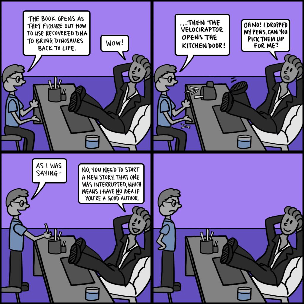 Почему я ушёл из Google и начал работать на себя - 3