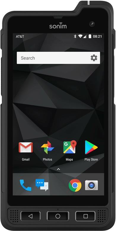 Производитель называет Sonim XP8 самым прочным смартфоном в мире