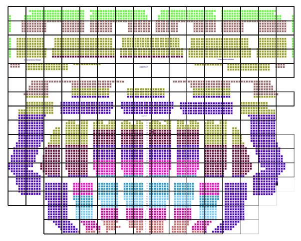Быстрая интерактивная схема зала на canvas - 3