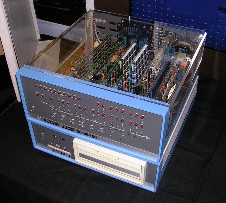 Эмоциональная история процессоров для первых компьютеров с 70-х до начала 90-х - 1