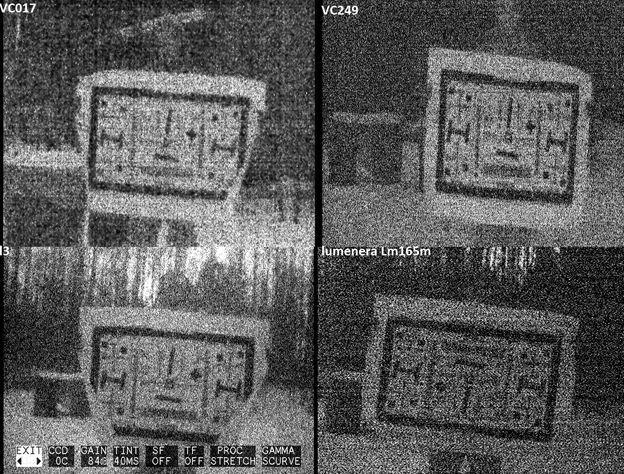 Как видят ночью разные камеры и приборы? - 9
