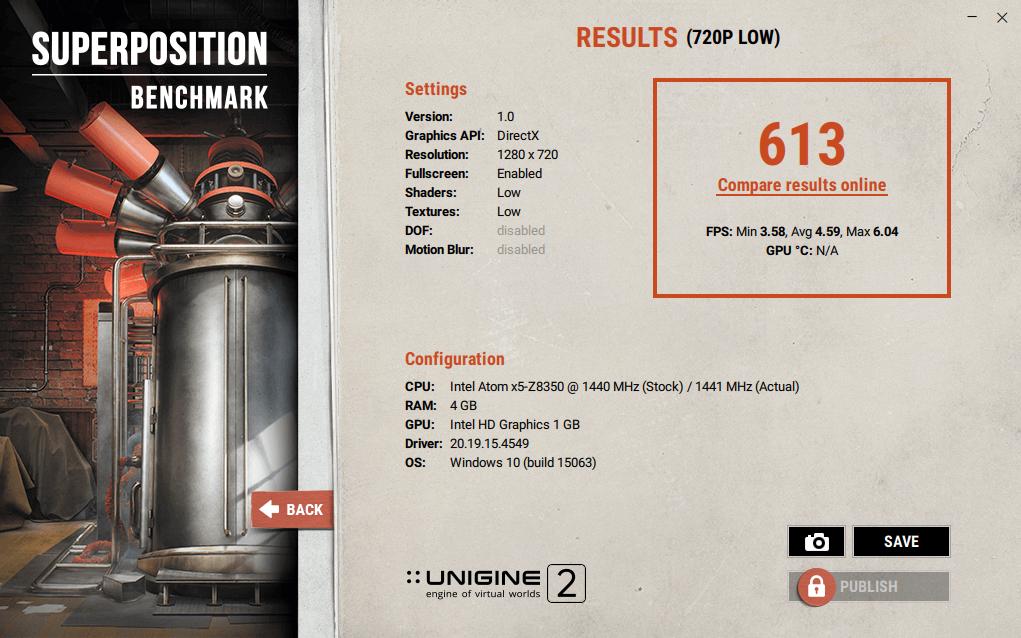 Обзор трансформера ASUS Transformer Mini (T103HAF) - 33
