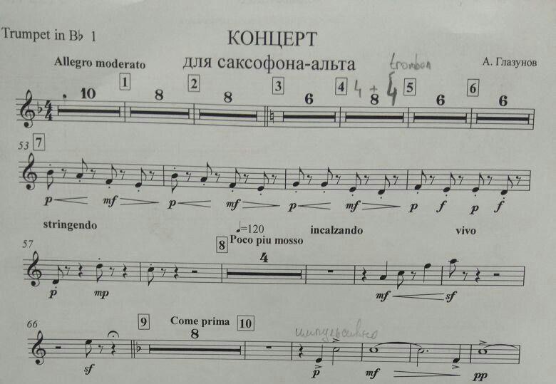 Профессия — трубач - 5