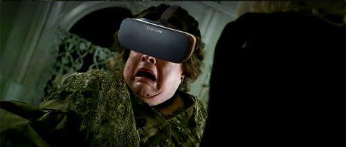 Рассуждения на тему геймдизайна VR-игр - 3