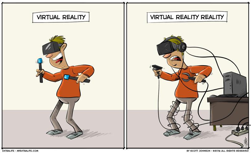 Рассуждения на тему геймдизайна VR-игр - 6