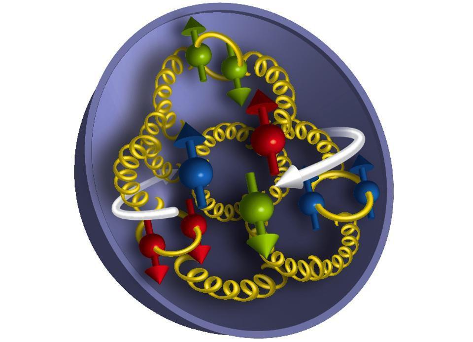 Спросите Итана: если вещество состоит из точечных частиц, почему у предметов есть размеры? - 6