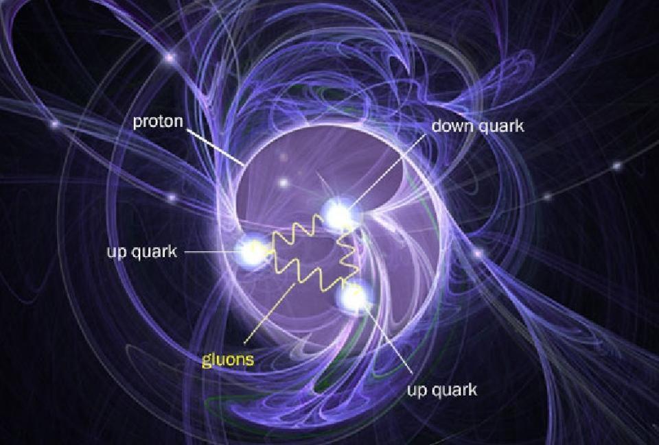 Спросите Итана: если вещество состоит из точечных частиц, почему у предметов есть размеры? - 1