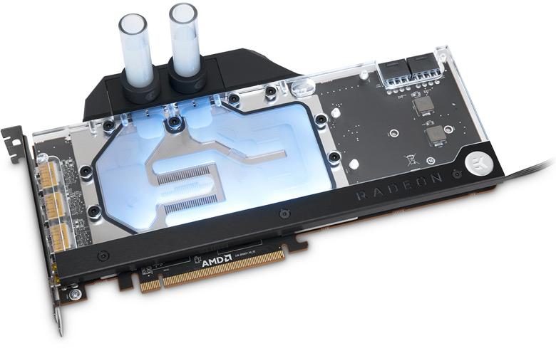 Список совместимых включает модели Radeon Vega Frontier Edition, Radeon RX Vega 64 и Radeon RX Vega 56