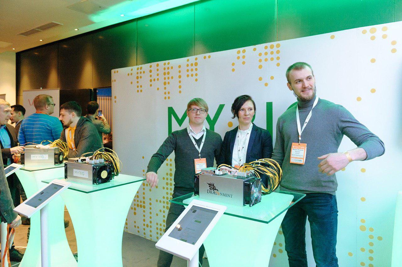 Заработок криптобиржи, торговля через брокера и HyperLedger Fabric: о чем говорили на блокчейн-конференции в Петербурге - 20