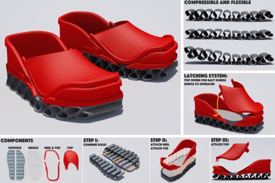 3D-печать в производстве обуви - 22