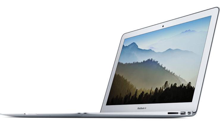 Apple приписывают намерение в следующем квартале выпустить более доступную модель ноутбука MacBook Air